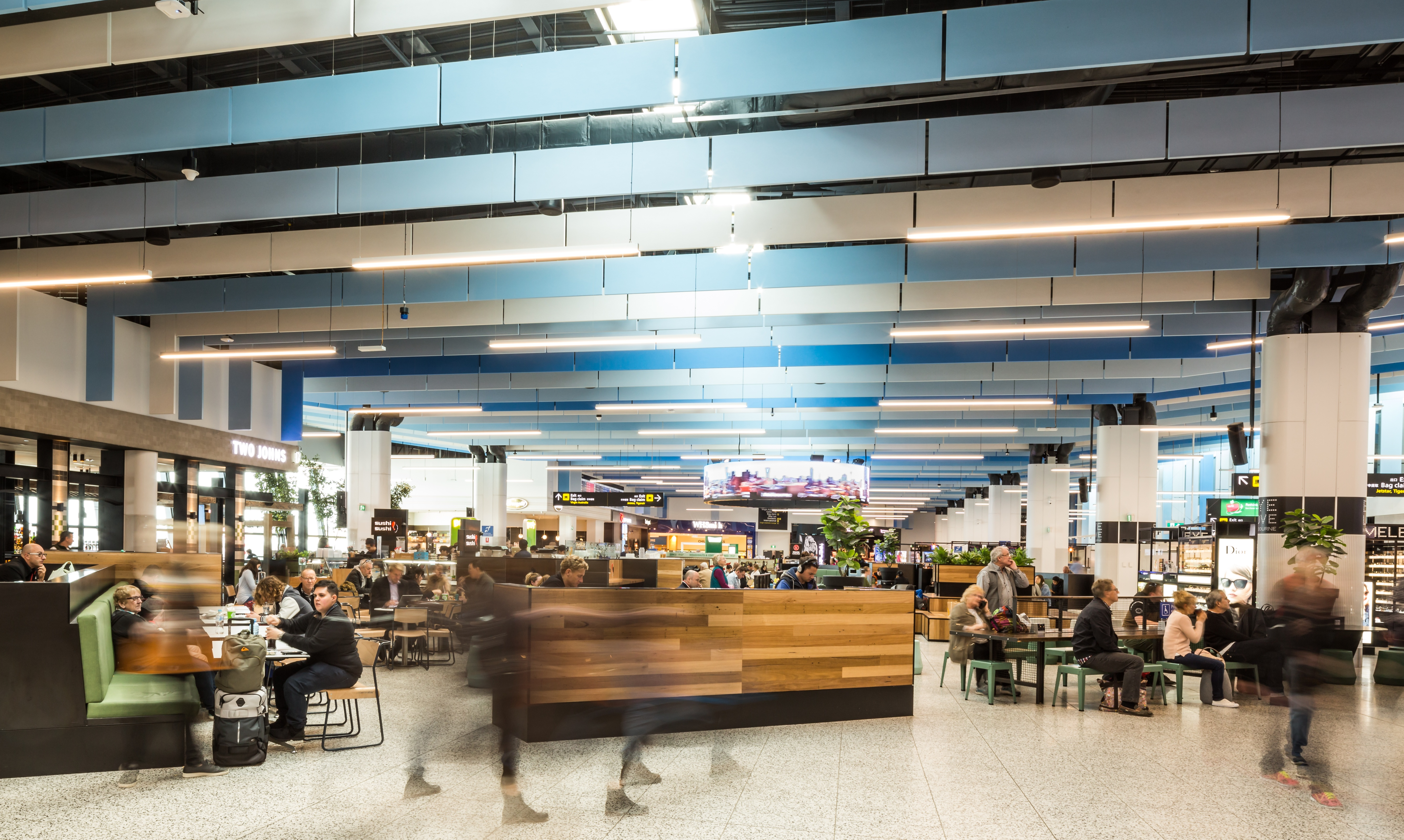 Real-time data delivers a smarter airport and world-class customer experience