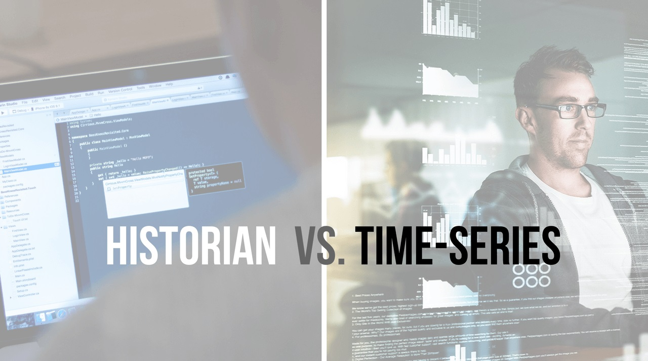 Data historians vs time-series: which is better for data analysis?